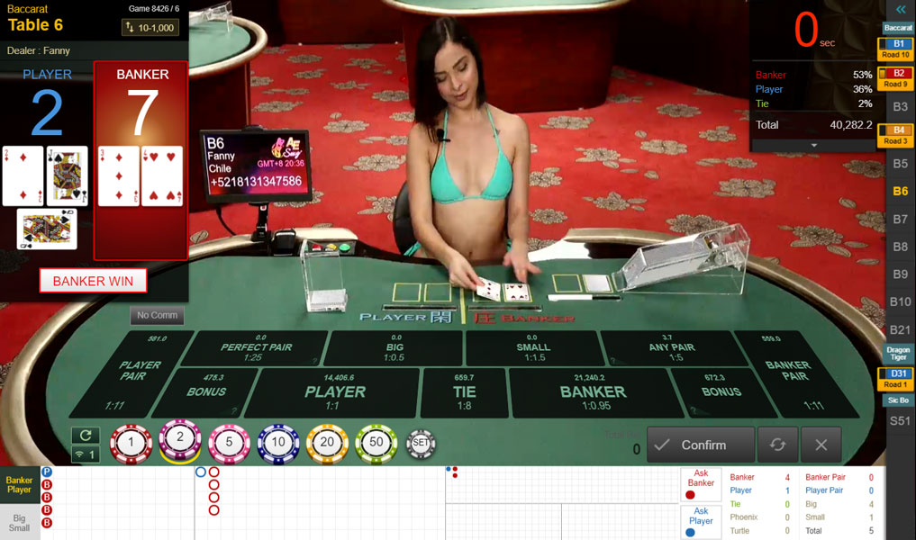 live dealer joker123 casino
